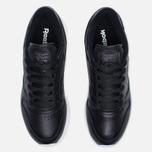 Женские кроссовки Reebok Classic Leather Pearlized Pearl Black фото- 4