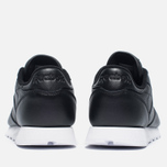Женские кроссовки Reebok Classic Leather Pearlized Pearl Black фото- 5