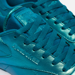 Женские кроссовки Reebok Classic Leather Pearlized Pearl Emerald фото- 3
