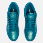Женские кроссовки Reebok Classic Leather Pearlized Pearl Emerald фото- 4