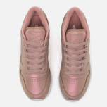 Женские кроссовки Reebok Classic Leather Pearlized Rose Gold/White фото- 4