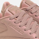 Женские кроссовки Reebok Classic Leather Pearlized Rose Gold/White фото- 5