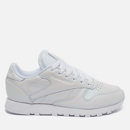 Женские кроссовки Reebok Classic Leather Pearlized White
