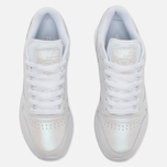 Женские кроссовки Reebok Classic Leather Pearlized White фото- 5
