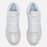 Reebok Classic Leather Women's Sneakers Pearlized White photo- 5