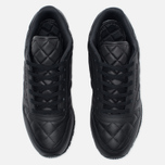 Женские кроссовки Reebok Classic Leather Quilted Pack Black/White фото- 4