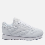Женские кроссовки Reebok Classic Leather Quilted Pack White фото- 0
