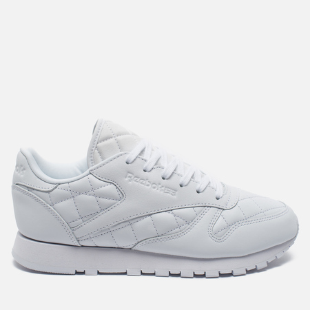 Reebok Classic Leather Quilted Pack Women's Sneakers White