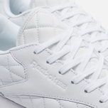 Женские кроссовки Reebok Classic Leather Quilted Pack White фото- 5