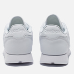 Женские кроссовки Reebok Classic Leather Quilted Pack White фото- 3