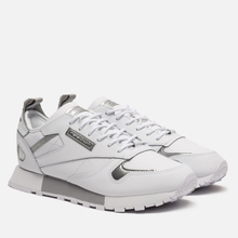 Женские кроссовки Reebok Classic Leather REE:DUX White/Cold Grey/Silver Metallic фото- 0