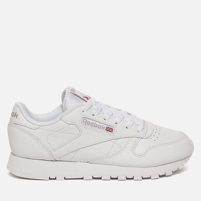 bae5f0c5 Женские кроссовки Reebok Classic Leather White 2232