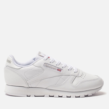 Женские кроссовки Reebok Classic Leather White фото- 3