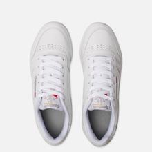 Женские кроссовки Reebok Classic Leather White фото- 1