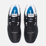 Reebok Classic Nylon Women's Sneakers Black/White photo- 4