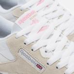 Женские кроссовки Reebok Classic Nylon White/Light Grey фото- 3