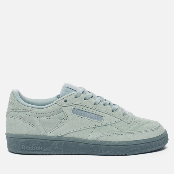 Женские кроссовки Reebok Club C 85 Lace Color Wash Pack Seaside Grey/White