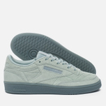 Женские кроссовки Reebok Club C 85 Lace Color Wash Pack Seaside Grey/White фото- 2