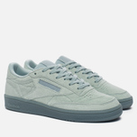 Женские кроссовки Reebok Club C 85 Lace Color Wash Pack Seaside Grey/White фото- 1