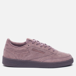 Женские кроссовки Reebok Club C 85 Lace Color Wash Pack Smoky Orchid/White фото- 0