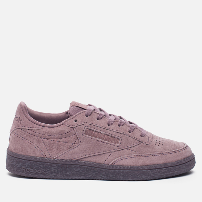 Женские кроссовки Reebok Club C 85 Lace Color Wash Pack Smoky Orchid/White