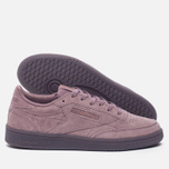 Женские кроссовки Reebok Club C 85 Lace Color Wash Pack Smoky Orchid/White фото- 2
