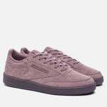 Женские кроссовки Reebok Club C 85 Lace Color Wash Pack Smoky Orchid/White фото- 1