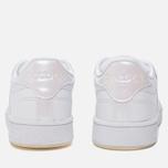 Женские кроссовки Reebok Club C 85 Leather Pearl-White/White/Ice фото- 3