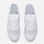 Женские кроссовки Reebok Club C 85 Leather Pearl-White/White/Ice фото- 4