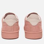Женские кроссовки Reebok Club C 85 Nubuk Chalk Pink/Pale Pink фото- 3