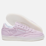 Женские кроссовки Reebok Club C 85 On The Court Shell Purple/White/Grey фото- 2