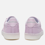 Женские кроссовки Reebok Club C 85 On The Court Shell Purple/White/Grey фото- 3