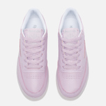 Женские кроссовки Reebok Club C 85 On The Court Shell Purple/White/Grey фото- 4