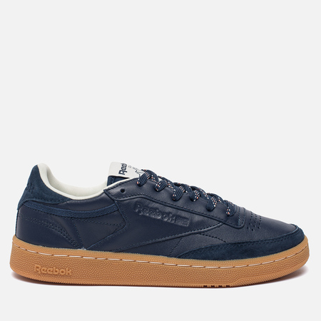 Женские кроссовки Reebok Club C 85 Shades Navy/Classic White
