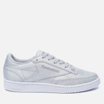 Женские кроссовки Reebok Club C 85 SYN Silver Metallic/Snow Grey/White фото- 0