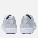 Женские кроссовки Reebok Club C 85 SYN Silver Metallic/Snow Grey/White фото- 3