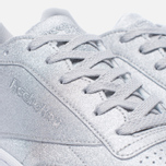 Женские кроссовки Reebok Club C 85 SYN Silver Metallic/Snow Grey/White фото- 5