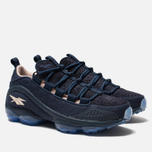 Женские кроссовки Reebok DMX Run 10 Collegiate Navy/Bare Beige фото- 2