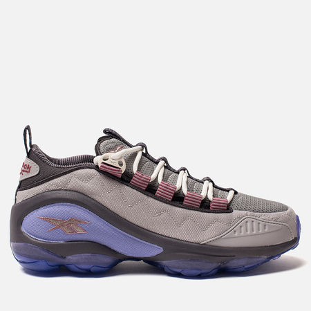 Женские кроссовки Reebok DMX Run 10 Grey/Volcano/Berry/Lilac/Moonpool