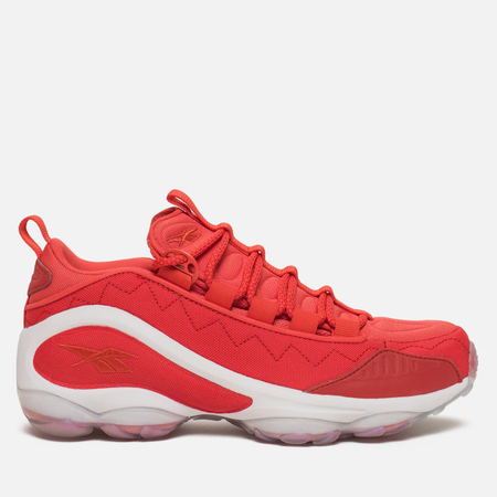 Женские кроссовки Reebok DMX Run 10 IICE Bright Cadmium/Riot Red/White