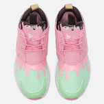 Женские кроссовки Reebok Furylite IC Mint Green/Light Pink/White/Dark Brown фото- 4