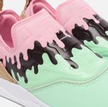 Женские кроссовки Reebok Furylite Slip-On IC Mint Green/Light Pink/White/Dark Brown фото- 5