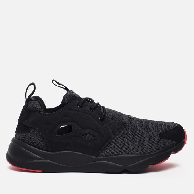 Женские кроссовки Reebok Furylite Sole Black/Gravel/Fire Coral