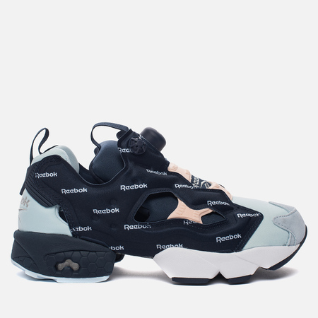 Женские кроссовки Reebok Instapump Fury Fewer Better Things Pack Navy/Blue/Peach