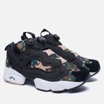 Женские кроссовки Reebok Instapump Fury GT Black/White/Dusty Pin фото- 1