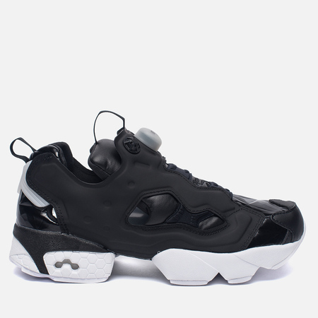 Женские кроссовки Reebok Instapump Fury Hype Metallic Pack Black/White