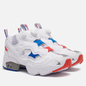 Женские кроссовки Reebok Instapump Fury OG White/Radiant Red/Humble Blue фото - 0