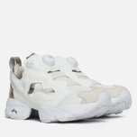 Женские кроссовки Reebok Instapump Fury PM Chalk/White/Gold фото- 1
