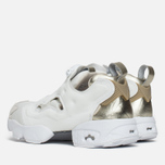 Женские кроссовки Reebok Instapump Fury PM Chalk/White/Gold фото- 2