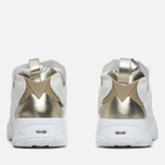 Женские кроссовки Reebok Instapump Fury PM Chalk/White/Gold фото- 3